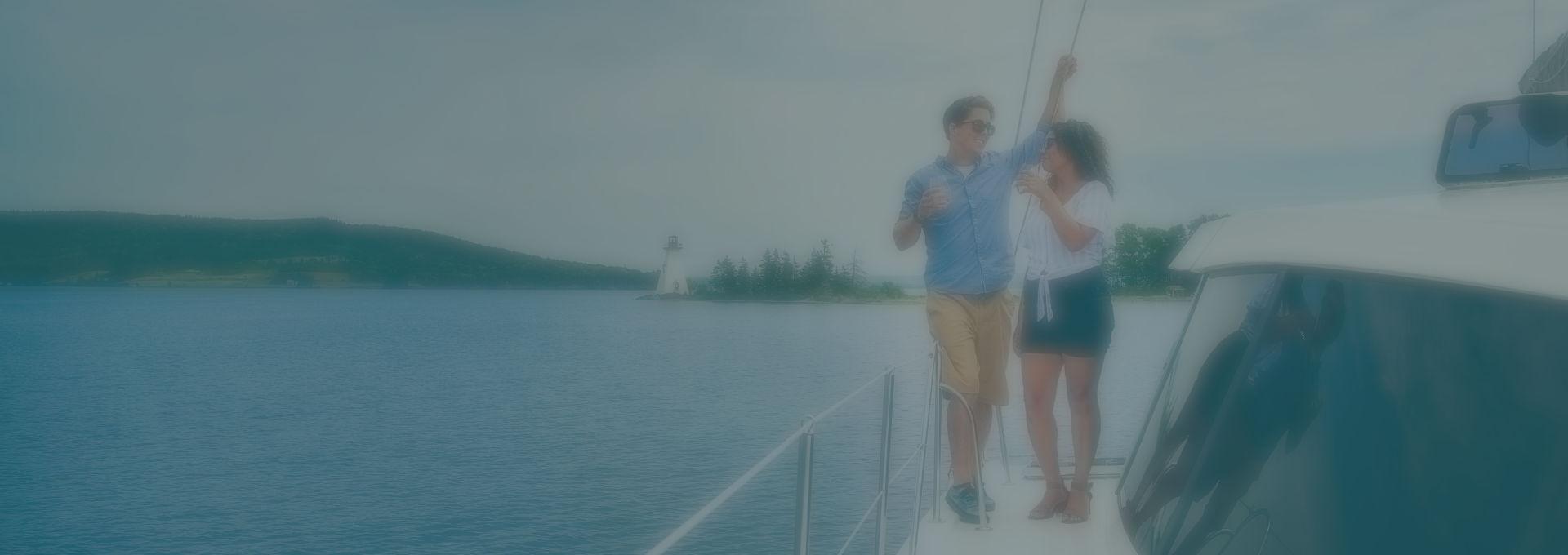 Sailing Cape Breton Island